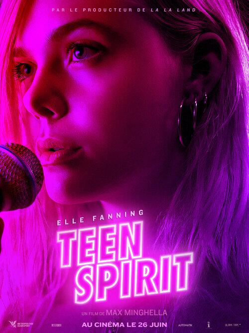 TEEN SPIRIT - Découvrez le clip Dancing On My Own de Elle Fanning - Au cinéma le 26 juin