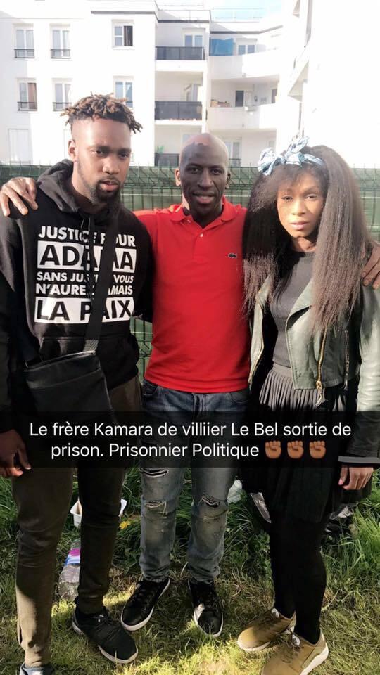 #FrèresKamara #PrisonniersPolitiques