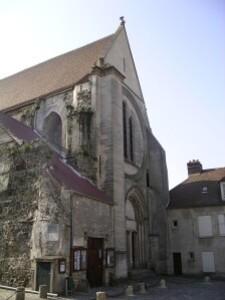 005-Basilique Royale de Senlis