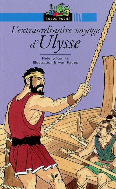 travail autour  d' Ulysse