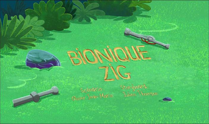 Zig & Sharko - 2x20 - Bionique Zig