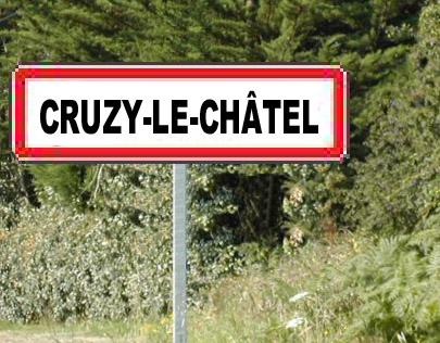 CRUZY LE CHATEL (Yonne)