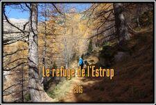 Au refuge de l'Estrop dans les Alpes de Haute Provence