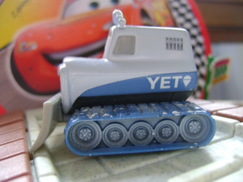 YETI (the Abominable Snowplow)