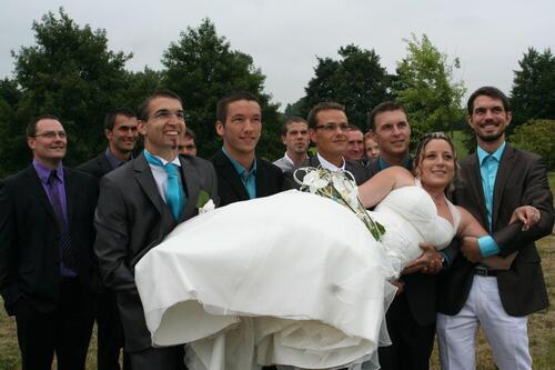 Mariage de mon fils Sébastien