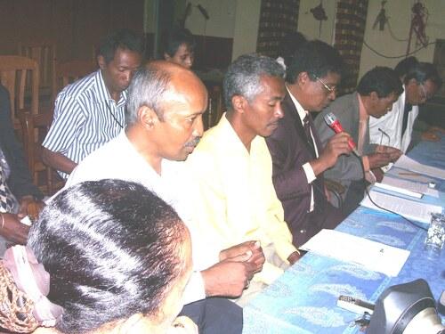 Lancement de la célébration du centenaire du LAA - Conférence de presse