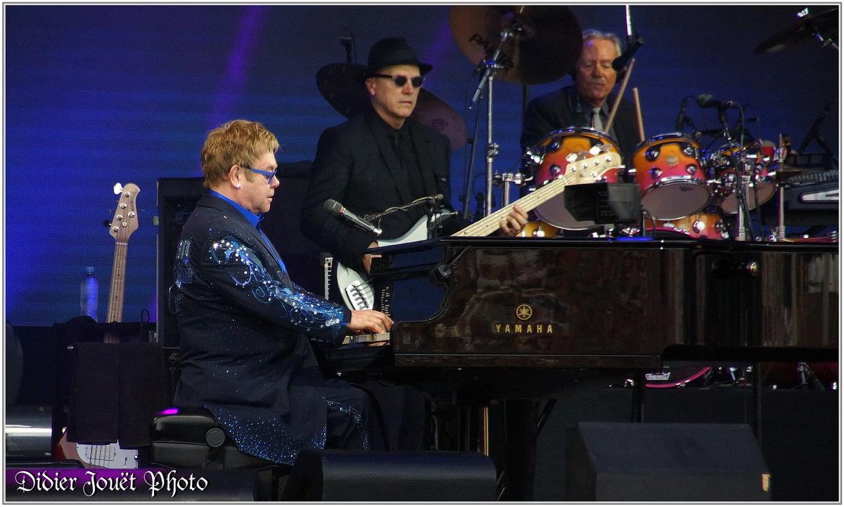Elton John (1) - Festival des Vieilles Charrues 2014