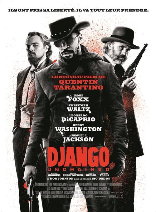 "Bonsoir a l'honneur : "" Django """