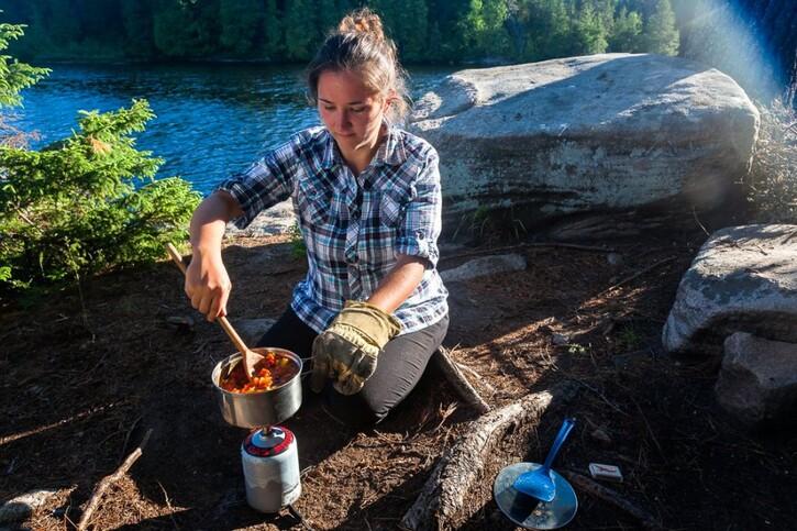 Partir À l'Aventure:  Le canot-camping, un passeport vers la sainte paix