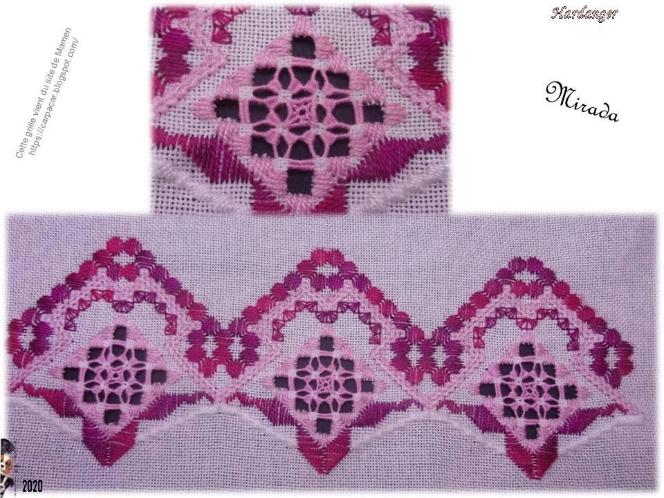 Mirada (une grille de Mamen) 4
