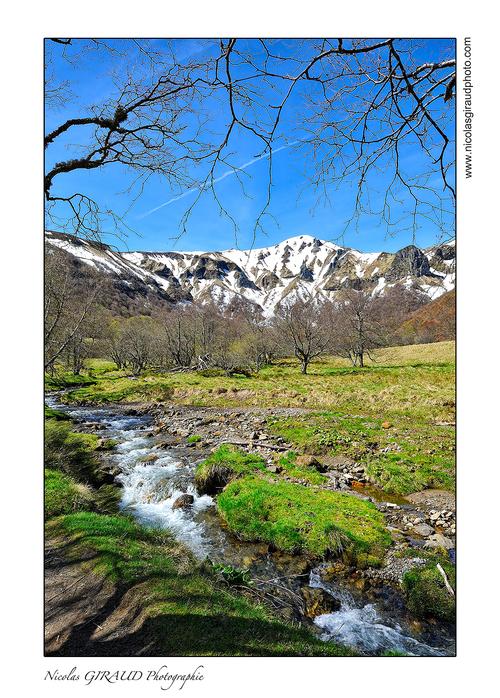 Réserve Naturelle de Chaudefour - Auvergne