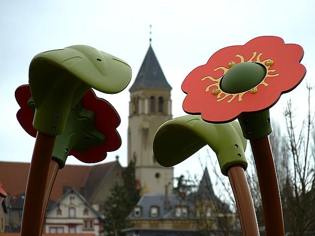 Metz Le parc de la Seille 11 Marc de Metz 28 12 2012