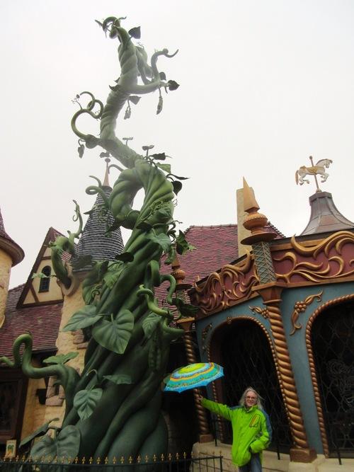 Parapluies de contes de fées !
