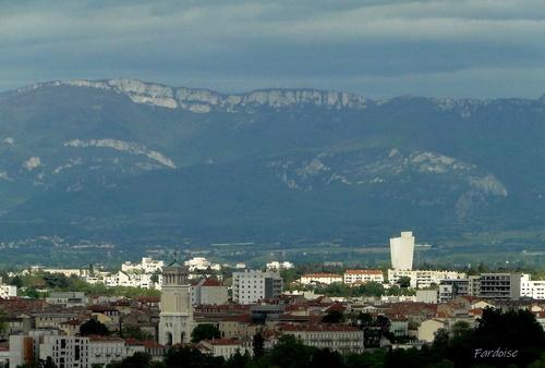 Valence et le Vercors