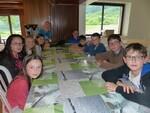 Mercredi 10 juin – Notre cinquième journée : Visite de Saint-Nectaire et dégustation de Saint-Nectaire