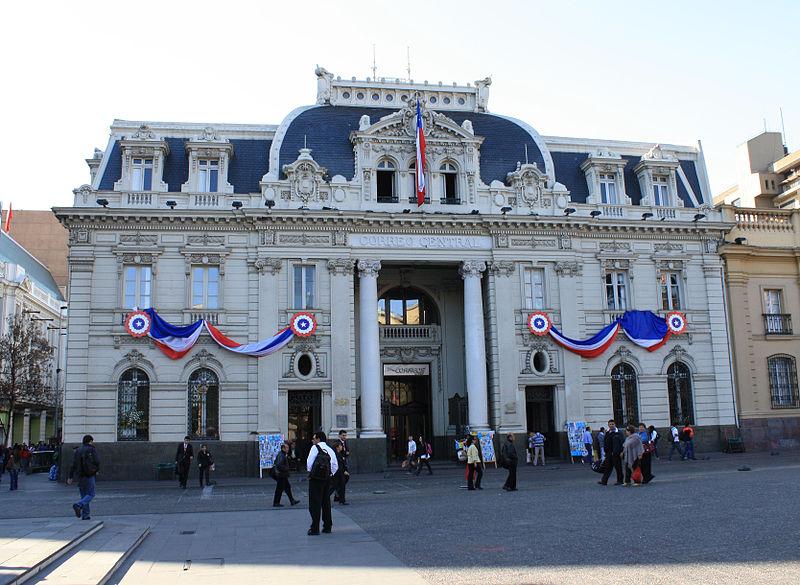 Blog de lisezmoi : Hello! Bienvenue sur mon blog!, Le Chili : Santiago