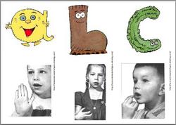 Affichage signes Borel Maisonny et Alphas