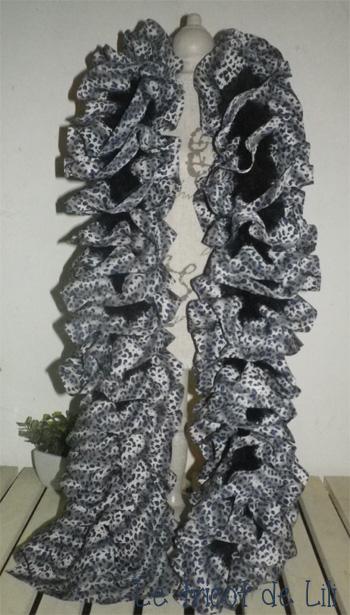 - Foulard - écharpe