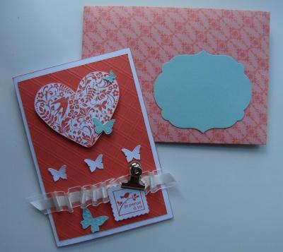 Une 'tite carte d'Amour!!