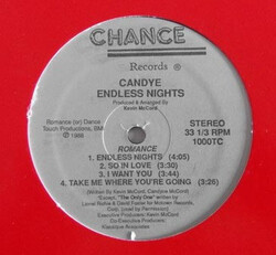Candye - Endless Nights - Complete LP