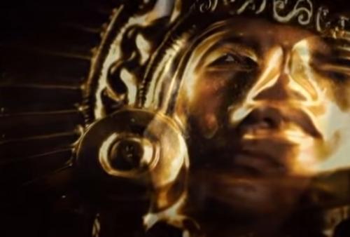 La dernière demeure du roi Arthur - Montezuma, Le Trésor Maudit 1