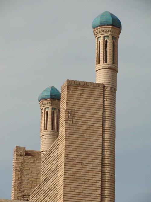 16- La mosquée Maghork-i-Attar