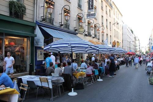 Crêpes Bretonne Paris