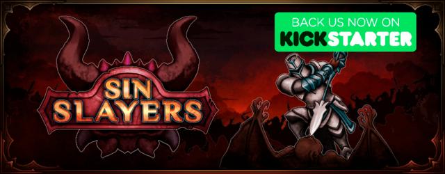 NEWS : Sin Slayers, campagne Kickstarter*