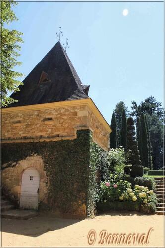 Les Jardins du Manoir d'Eyrignac le Pigeonnier