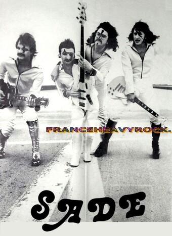SADE (1971-1980)