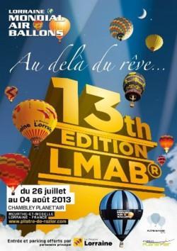 Le plus beau spectacle de montgolfières est en Lorraine ...