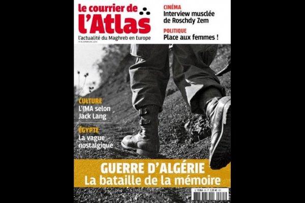 France/Algérie. Pourquoi l'Algérie française a le vent en poupe *** Un article  « Le Courrier de l'Atlas »