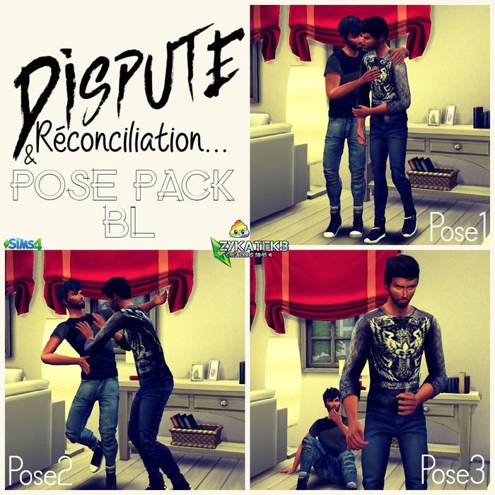 Dispute et réconciliation - BL