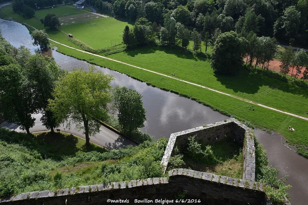 Rivière La Semois à Bouillon - Belgique (4)