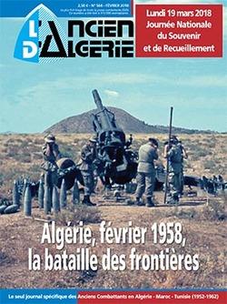 Dans son dernier édito la FNACA commence à douter sur le maintien de la commémoration du 19 mars 1962 tout en rendant hommage à l'ancien président Hollande et pourtant...