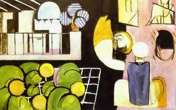 Henri Matisse, Les marocains en prière