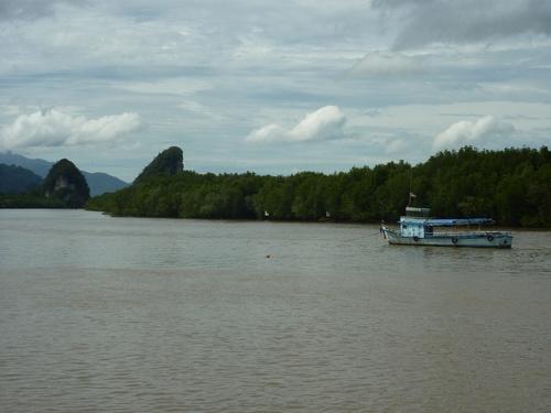 De Khao lak à Hat Pak Meng plage