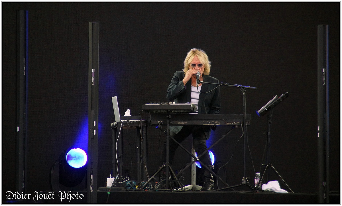 Christophe (1) - Festival des Vieilles Charrues 2014