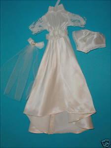 Tressy bride