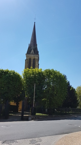Eglise de Garlin