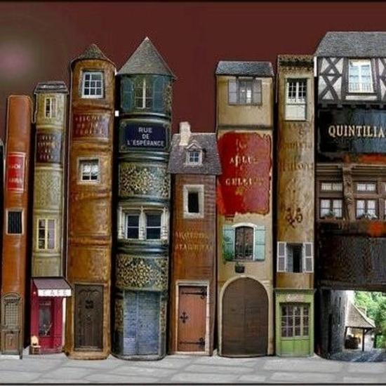 livres maisons