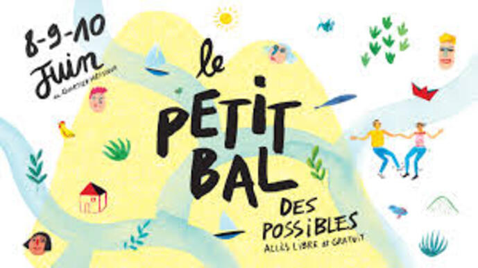 """Participation au """"Petit bal des possibles Samedi 9 juin 2018"""
