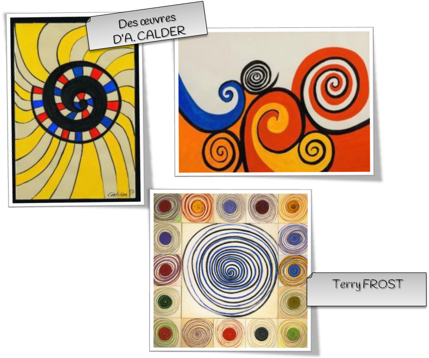 Des spirales