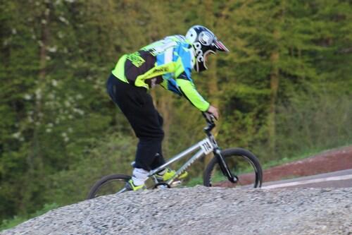 entrainement BMX Mandeure 20 avril 2016