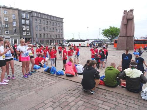 Riga: le long de la Dagauva (photos)