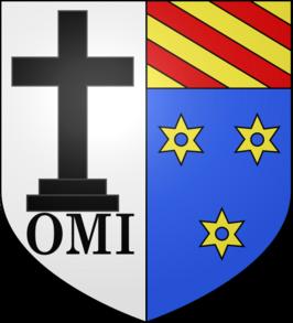 Blason de Mgr Eugène de Mazenod.svg
