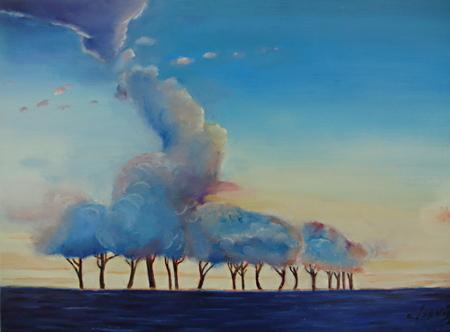 Peinture d'après Mikaël