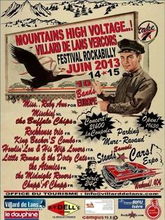 Festival Rockabilly - Villard de Lans