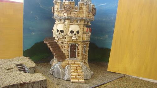 La tour aux esprits