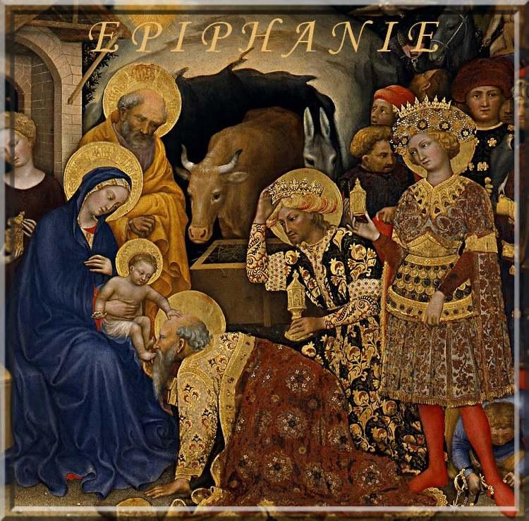 7 janvier : Epiphanie